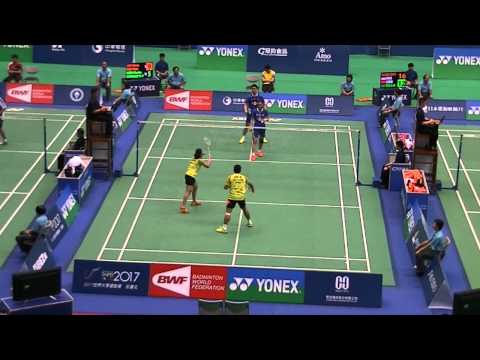 Markis Kido & Pia Brenadeth VS Liu Cheng &...