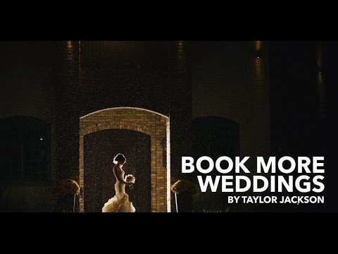 WEDDING PHOTOGRAPHY: BOOK MORE WEDDINGS (BEST PAID WEDDING PHOTO COURSE)