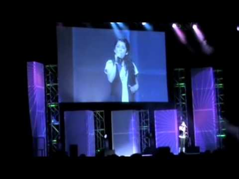 Ariana Grande singing What it Means to be a Friend 13 the musical