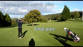 COURSE VLOG FINAL PART PETER HOWELL & JAY CARROLL AT OKEHAMPTON GOLF CLUB