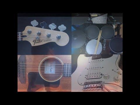 Группа КИНО - Звезда по имени Солнце (инструментал от фаната на основе концерта)