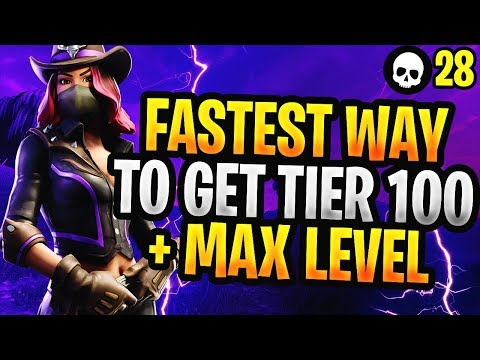 How To Level Up + Earn Battle Pass Tiers FAST In Season 6! (Fortnite Battle Royale)