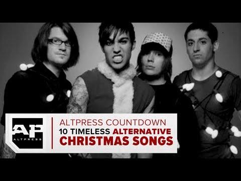 ALTPRESS COUNTDOWN: Alternative Christmas Songs