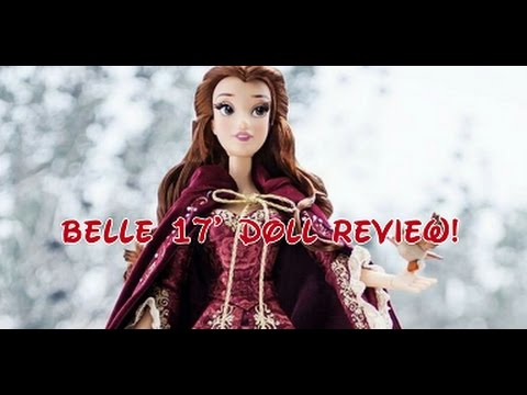 "Belle Limited Edition 17' ""Something There"" Doll Review!"