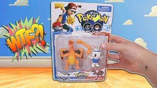 Opening Awful Pokemon Bootleg Toys