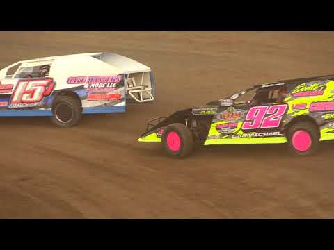 5 5 18 Modified Heat #3 Lincoln Park Speedway