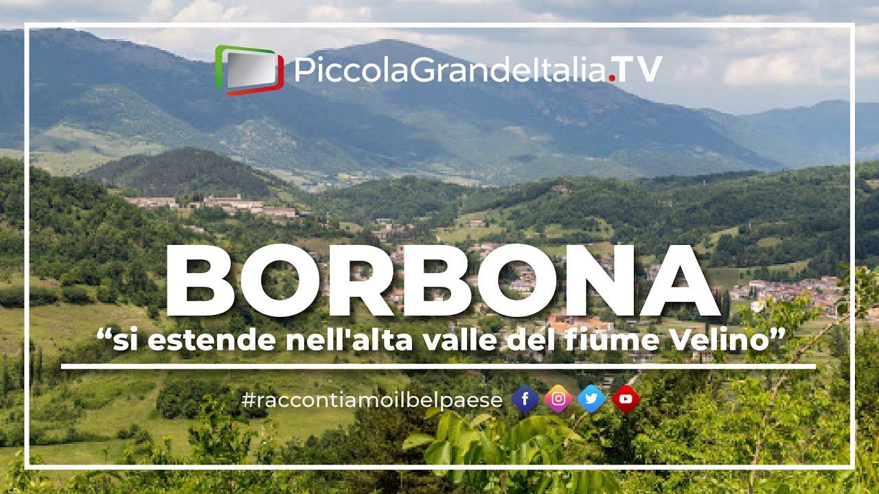 Borbona Piccola Grande Italia Youtube
