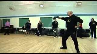 Basic historical fencing sabre lesson with Matt Easton at Schola Gladiatoria, London, UK. Part 1(This video was filmed by and belongs to World of Martial Arts TV ( http://www.woma.tv/ ). It shows elements of a basic beginners' class in British military sabre at ..., 2013-07-02T08:59:39.000Z)