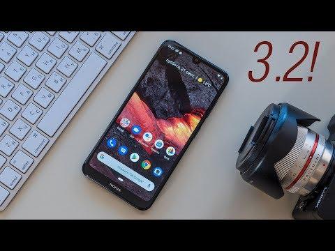 Как отдохнуть от IPhone 11 Pro MAX? Обзор Nokia 3.2! Нестыдный смартфон за 100$ НЕ от Xiaomi