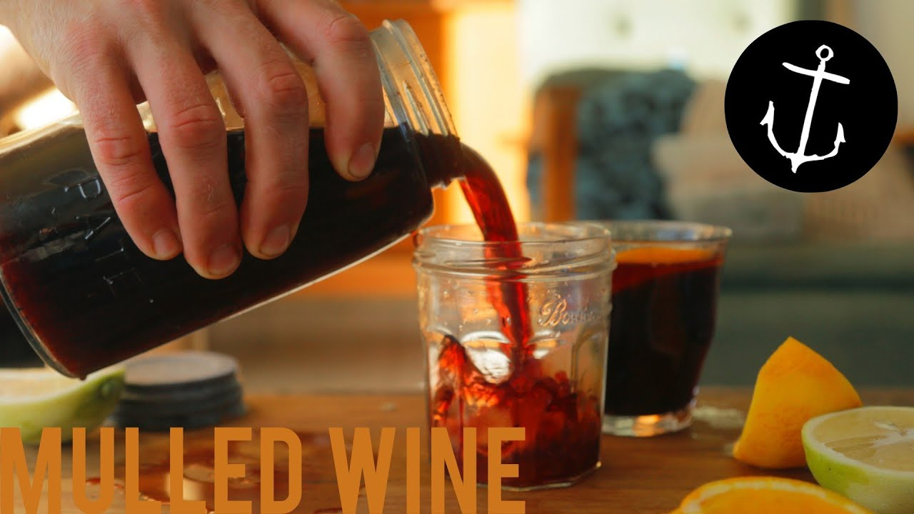 How to make Simply Awesome Mulled Wine Bondi Harvest - YouTube