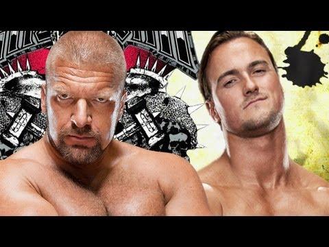 WWE Mashup: Triple H & Drew McIntyre (DALYXMAN)