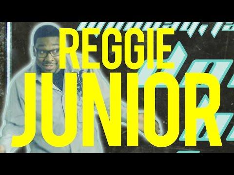 Reggie Junior at Don