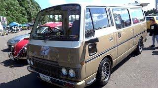Nissan Caravan E23 日産 キャラバン E23 BOX CAR 箱車