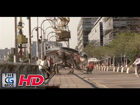 """CGI VFX Spot HD:  """"Cheese Monster"""" by - Mikros Image"""