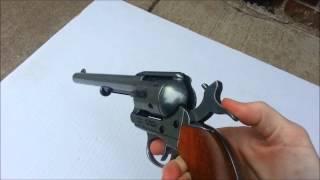 Denix Cap Gun Demo - Replica Peacemaker Revolver Colt 1873 Display Gun