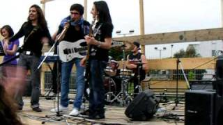 Inverted Minds - Bring Me To Life - Evanescence Cover [Live @ L.S.S. R. Caccioppoli 24-04-2010](