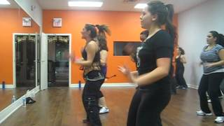 Shake Senora Zumba with Merita Pitbull