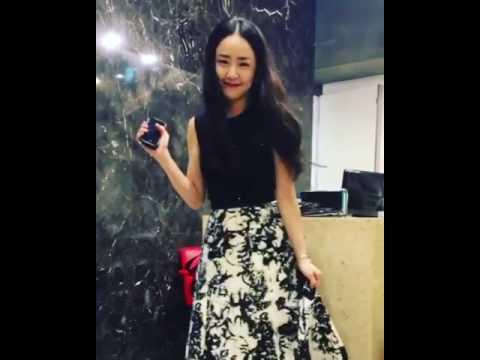 Moon Geun Young Instagram Update 20170101