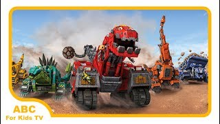 DreamWorks DinoTrux Trux It UP Top Best Games For Kids l ABC For Kids TV