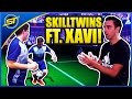 SkillTwins IMPRESS + FOOTBALL SKILL Tutorial ft. Xavi Hernandez! ★