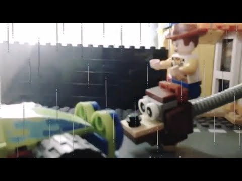 Toy Story 4 - Stop Motion Remake - Operation Pull Toy!