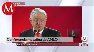 Conferencia Matutina de AMLO  07 de marzo de 2019
