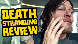 Death Stranding Review | Death Stranding Gameplay (No Spoilers)