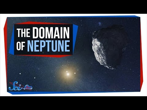 Life Beyond Neptune: The Kuiper Belt & Scattered Disc