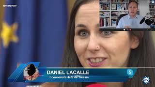 🔥¿España está quebrada? 🔥Daniel Lacalle: Sánchez caerá cuando Europa cierre el grifo