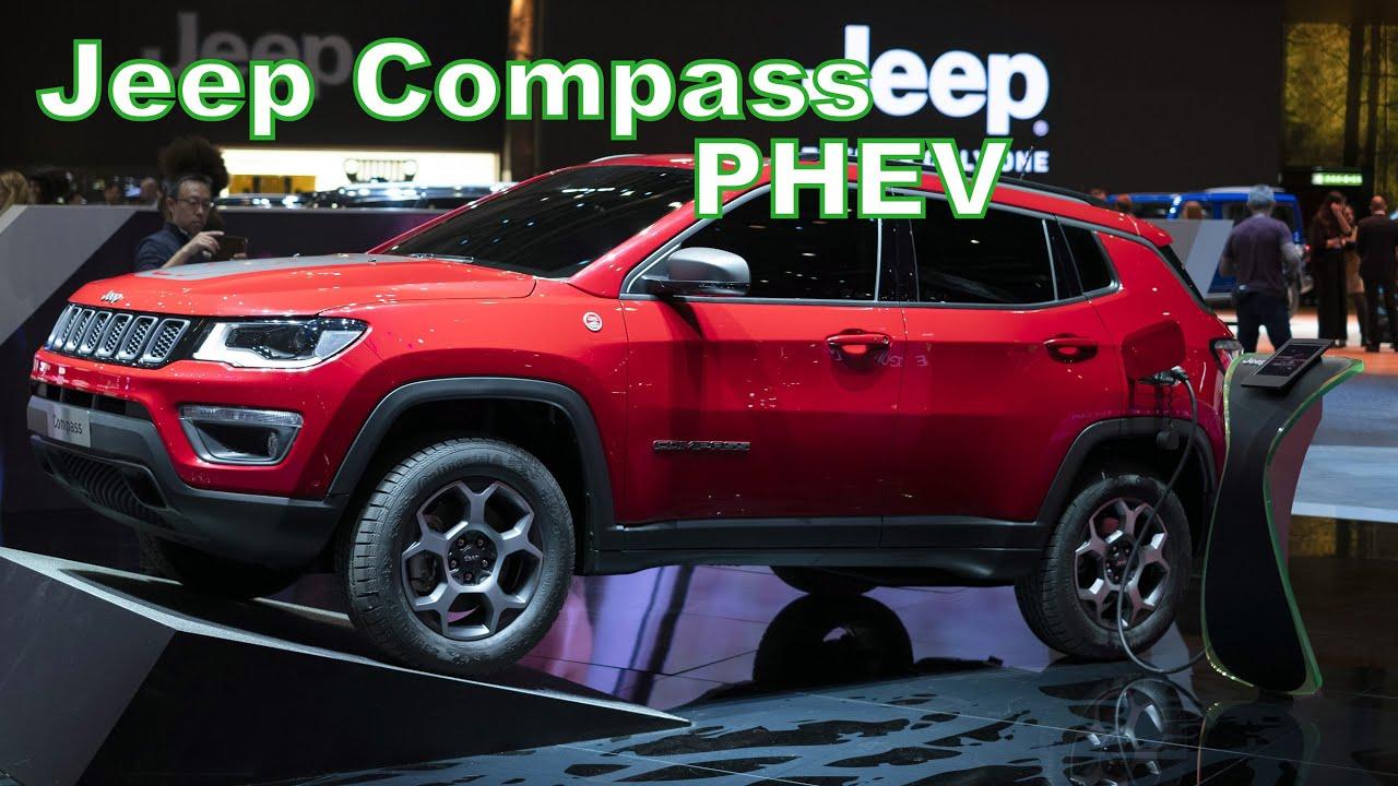 Jeep Compass Trailhawk PHEV   2019 Geneva International ...