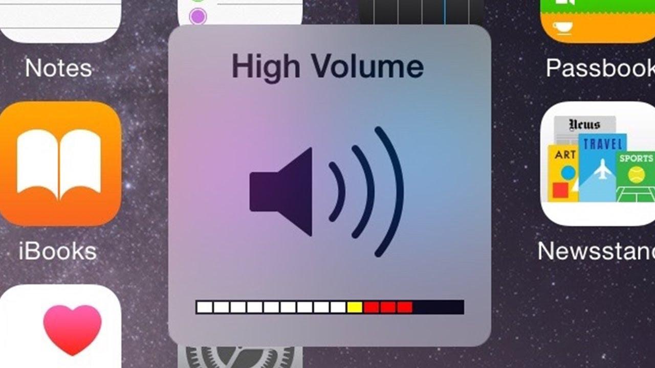 Tăng gấp đôi âm lượng cho iPhone cực dễ