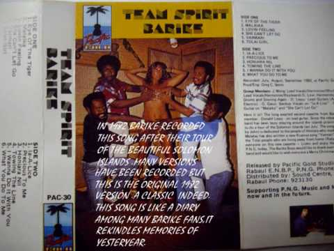 BARIKE BAND of Rabaul HONIARA NIL1983