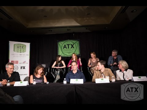 EVERWOOD (TV Series) REUNION (2014) panel