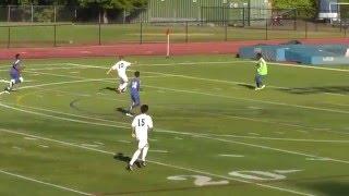 Conor Kelly 2015 Highlights (NV Old Tappan Golden Knights Soccer)