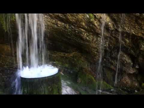 Абхазия. Бонус к Гегскому водопаду. Из него можно попить )
