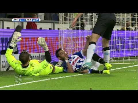 Eredivisie speelronde 2: sc Heerenveen - Heracles Almelo