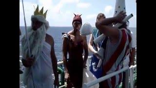 Праздник Нептуна(Морские традиции. Работа в море. Моряки. Крещение молодых моряков., 2016-01-06T15:38:24.000Z)
