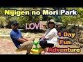 Nijigen no Mori Park in Awaji-shima, Japan - Anime Park, Shin Chan park, FUN and adventure by Wowfun