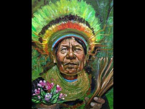Ancestors - Poranguí (Album Ayahuasca)