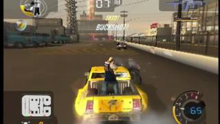 187 Ride or Die (Deathmatch) - XLink Kai multiplayer gameplay