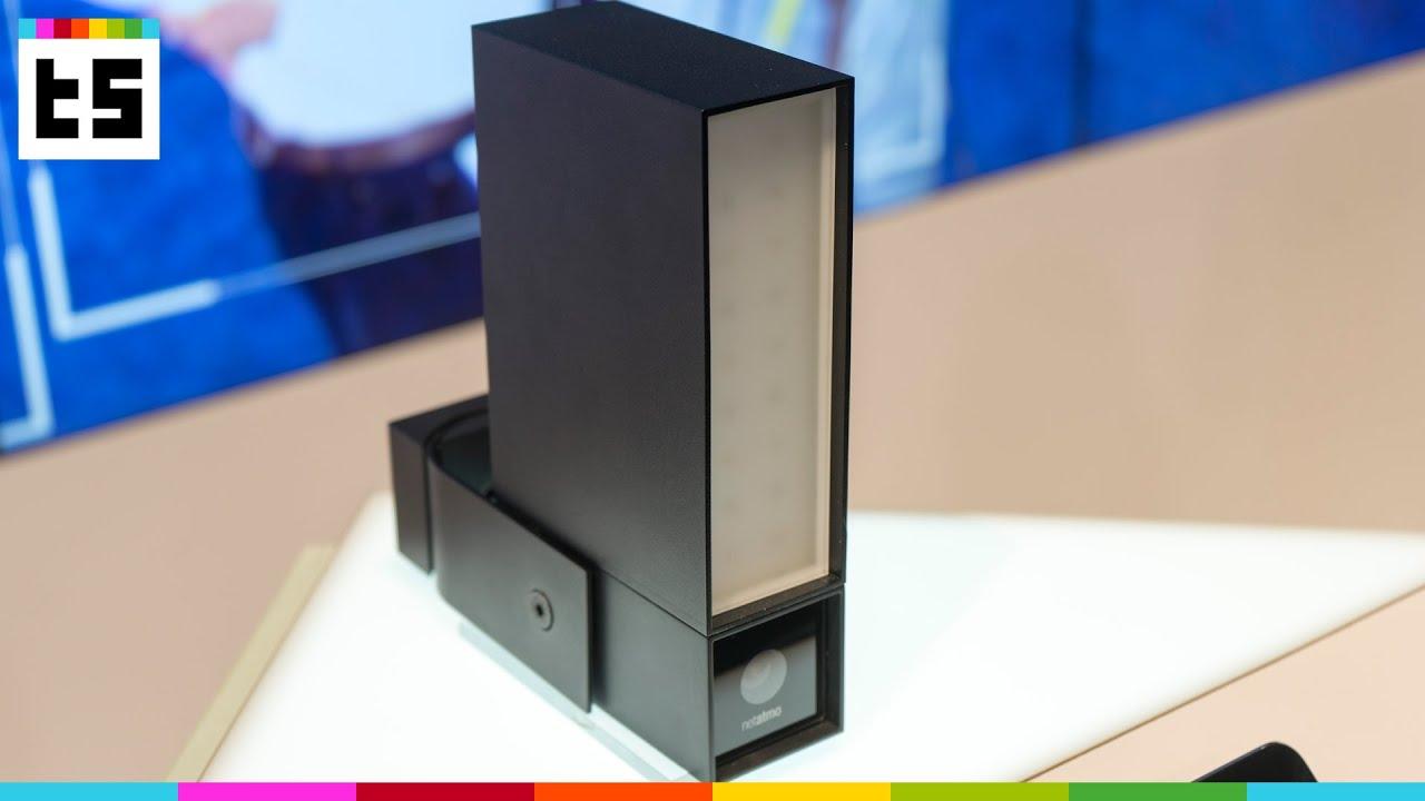 hands on netatmo presence smarte outdoor kamera youtube. Black Bedroom Furniture Sets. Home Design Ideas