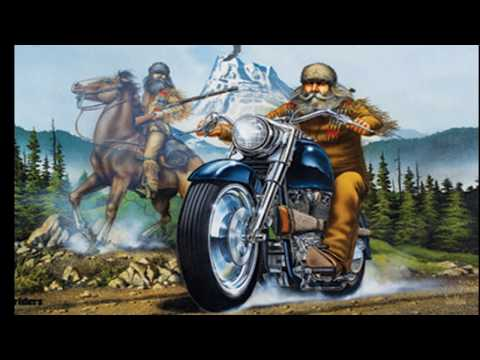 Molly Hatchet-One last ride - (Kingdom of XII) música paramotociclistas