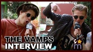 The Vamps Talk Taylor Swift & 'Meet the Vamps' Album Details - Exclusive thumbnail