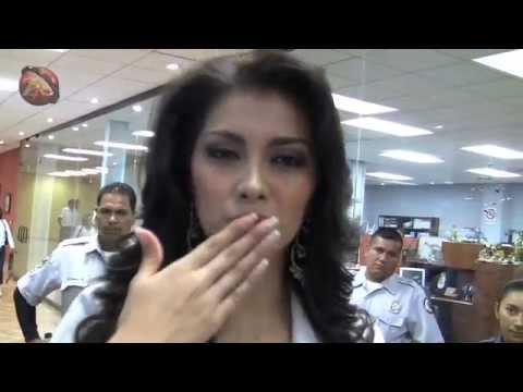 Nuestra Belleza 2010: Inicia camino hacia la corona
