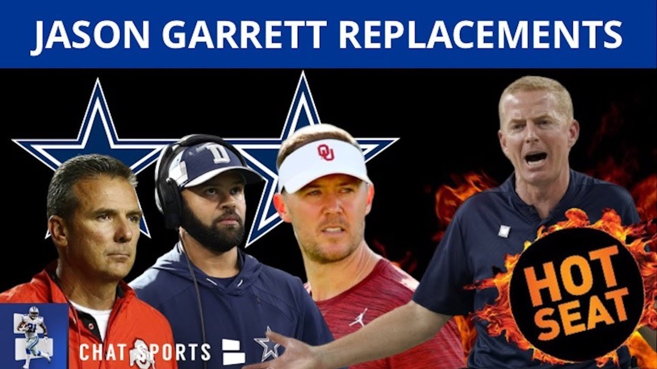 4 possible Cowboys coaching replacements for the fired Jason Garrett