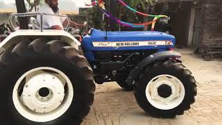 New Holland 5630 4x4 75hp 2017
