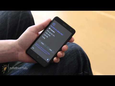 Windows Phone 8.1 Preview (Lumia 625)