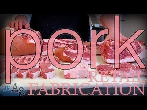 Pork Fabrication - Retail Cuts