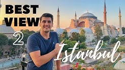 Best Roof Top Restaurant in ISTANBUL Vol.2 (Istanbul Guide)