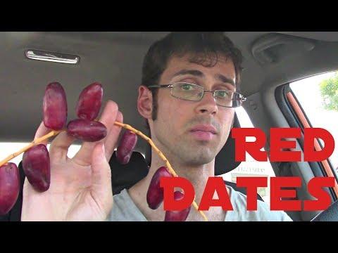 Fresh Red Dates Review - Weird Fruit Explorer Ep. 236